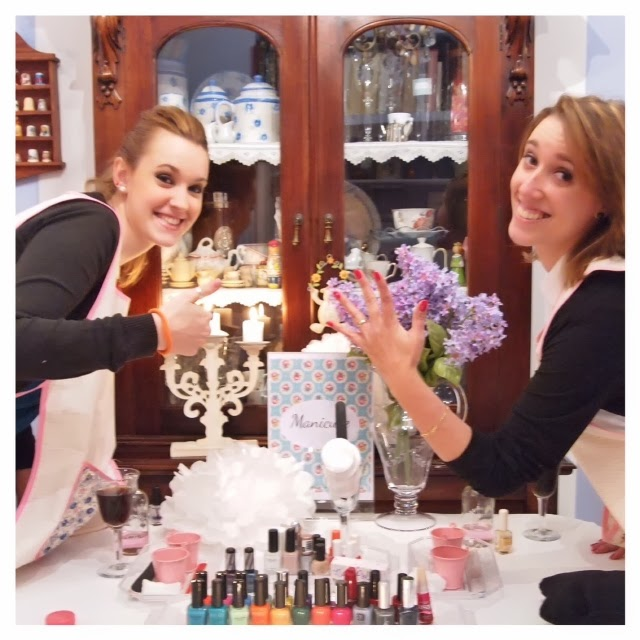 Gin & Manicure - Afterwork Madrid