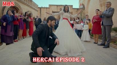 Hercai 2 bolum