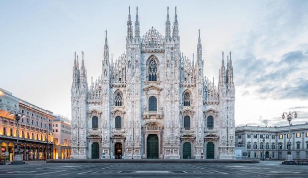 Milan Cathedral (Duomo), Milan, Italy