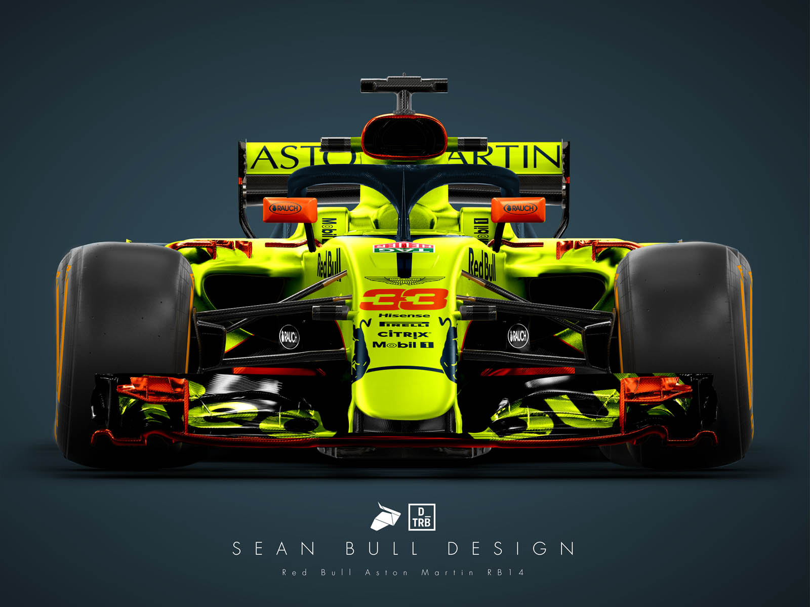 Aston Martin's Neon Green Might Look Better On Red Bull's ...