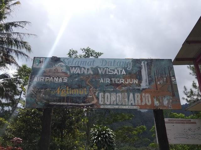 Suasana Asri Tercipta di Wana Wisata Gonoharjo, Nglimut, Kabupaten Kendal.