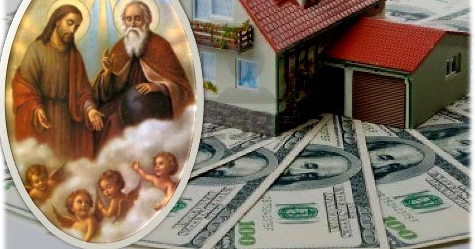 A La Divina Providencia Oración Para Que Nunca Falte Casa
