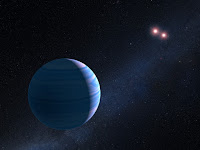 Planet Orbiting Pair of Stars
