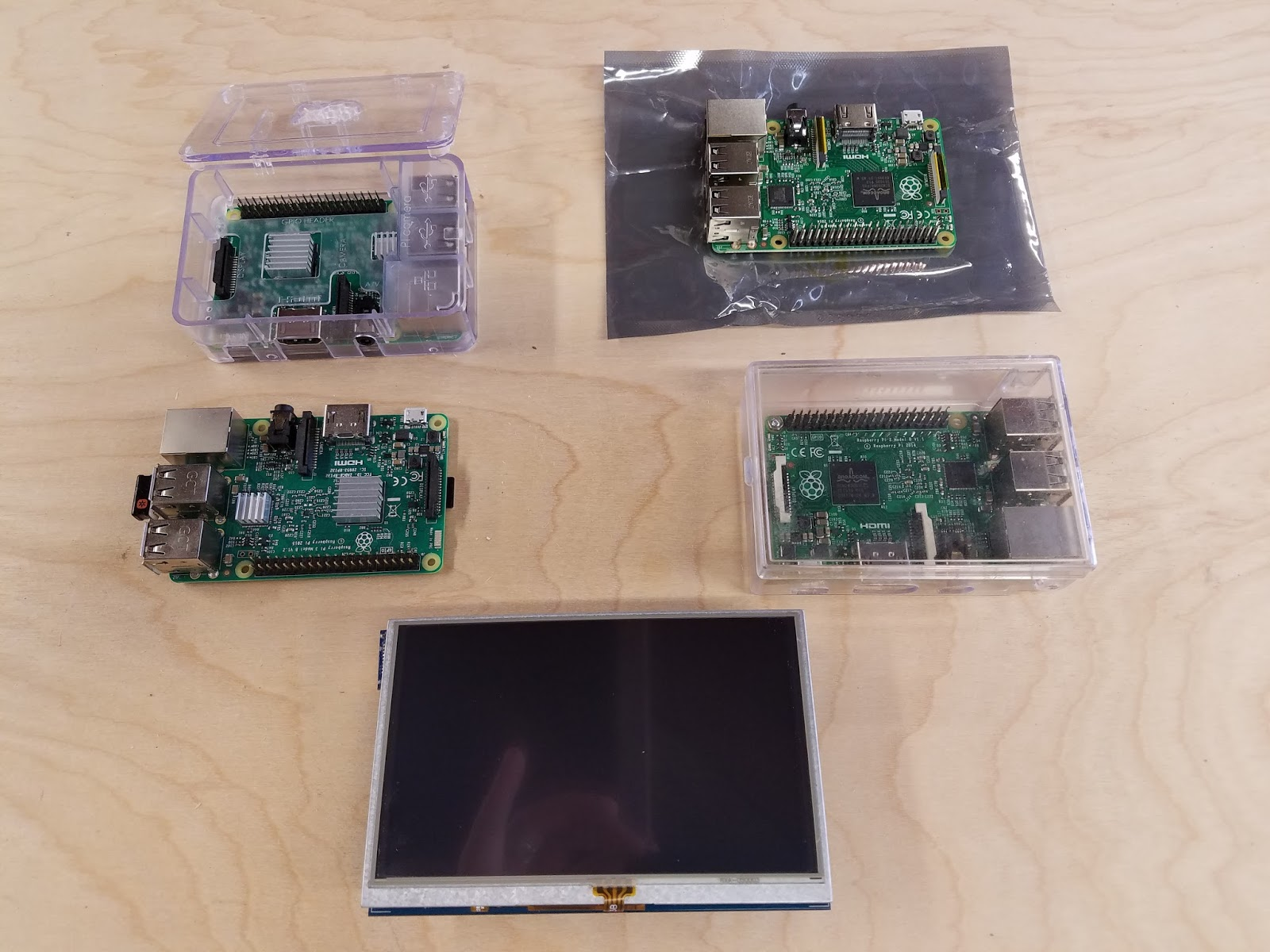 Mad Lab 5: Raspberry Pi