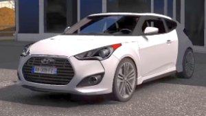 Hyundai Veloster car mod