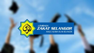 Permohonan Sumbangan Pendidikan Zakat Anak Selangor 2019 Online