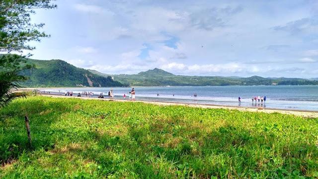 Gambar Pemandangan Pantai Gemah Besuki Tulungagung