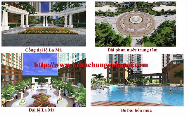 Tiện ích chung cư An Bình City