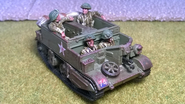 canadian 4th division universal carrier
