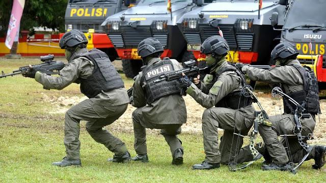 Menjaga Keamanan Jelang Natal Dan Tahun Baru, Polisi Antisipasi Aksi Teror