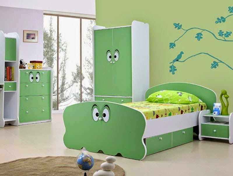 Painting Ideas For Shild Wall Bedrooms Kids