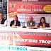 14 दिसम्बर सेहोगी कात्यायन स्कूल इंटर कॉलेज में खो-खो चैम्पियनशिप