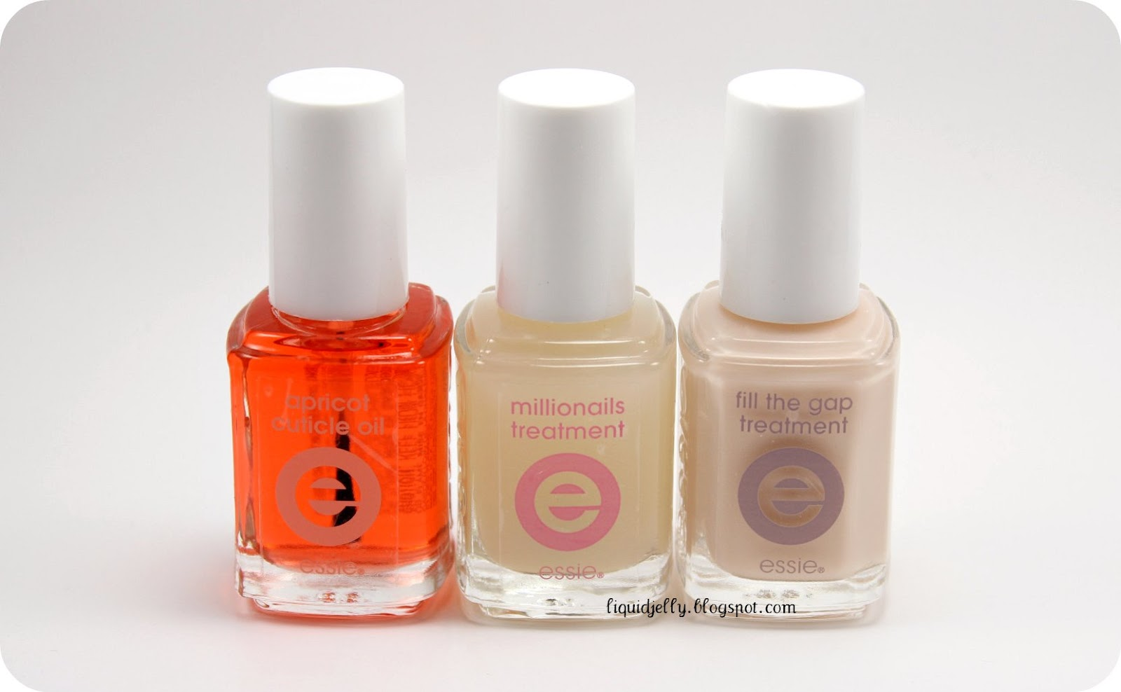 Liquid Jelly: First Impressions: Essie Nail Care Line