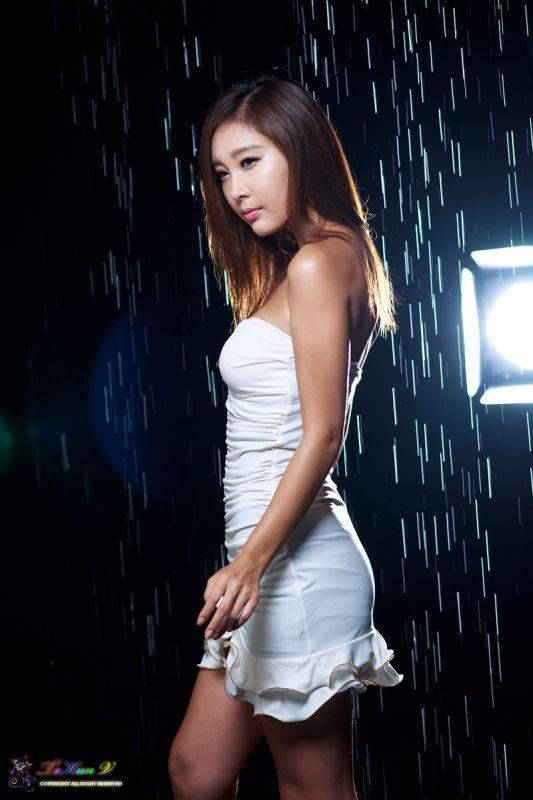 ASIAN GIRLS: Gorgeous Korean model Hwang In Ji