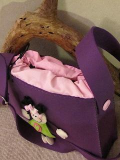 interno borsa tessuto cotone