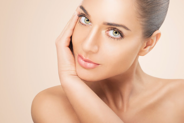 خلطات طبيعية تساعد على تسمين الوجه النحيف