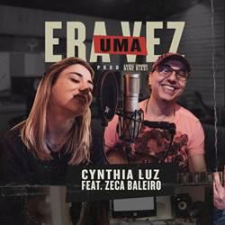 Capa Era Uma Vez – Cynthia Luz e Zeca Baleiro