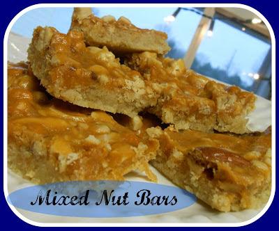 The Better Baker: Quick Crescent Pecan Pie Bars