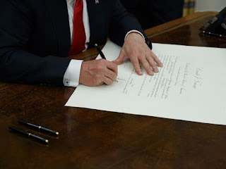 Trump Moves To Ban Immigration From Muslim Majority Countries