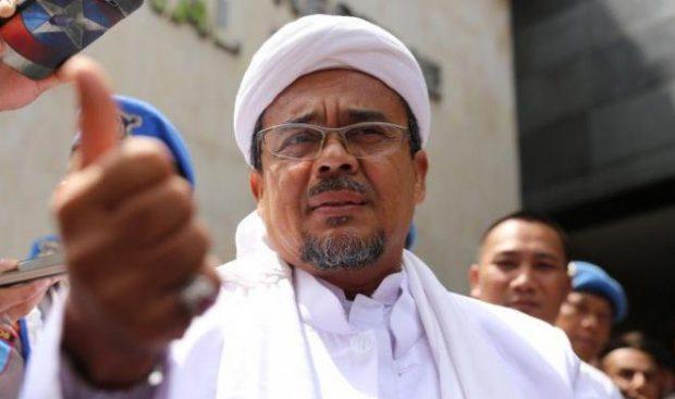 Jubir FPI: HRS Sedang Mempertimbangkan Kepulangan dalam Waktu Dekat