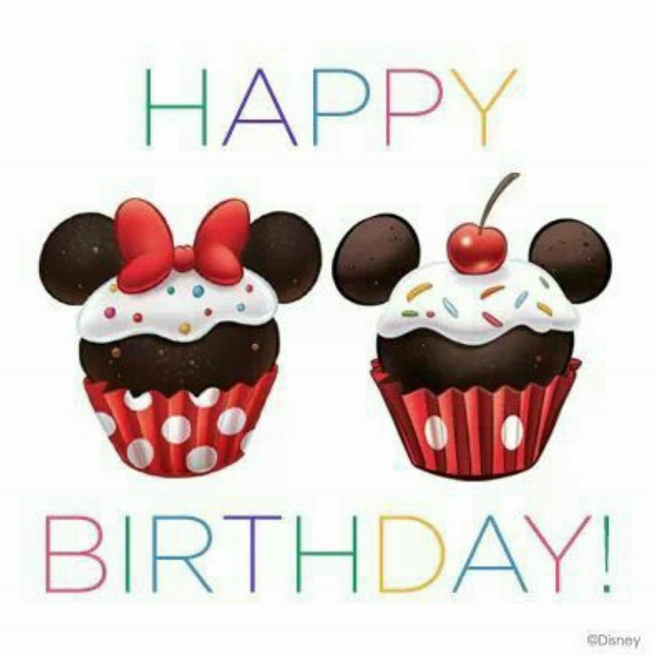 Disney Happy Birthday