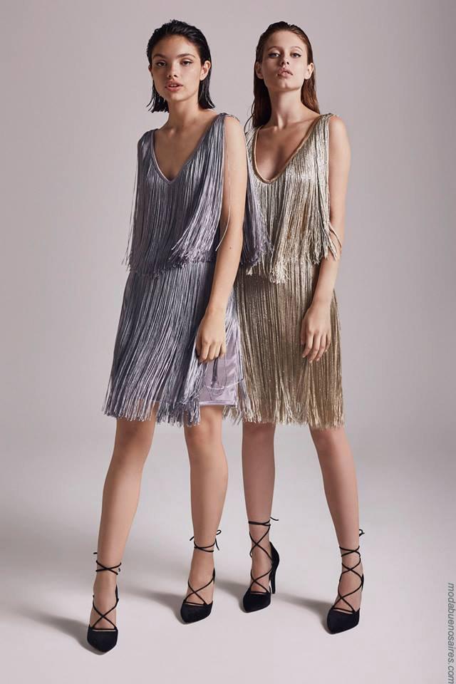 Moda otoño invierno 2019 ropa de mujer elegante y femenina. Ropa de mujer invierno 2019.