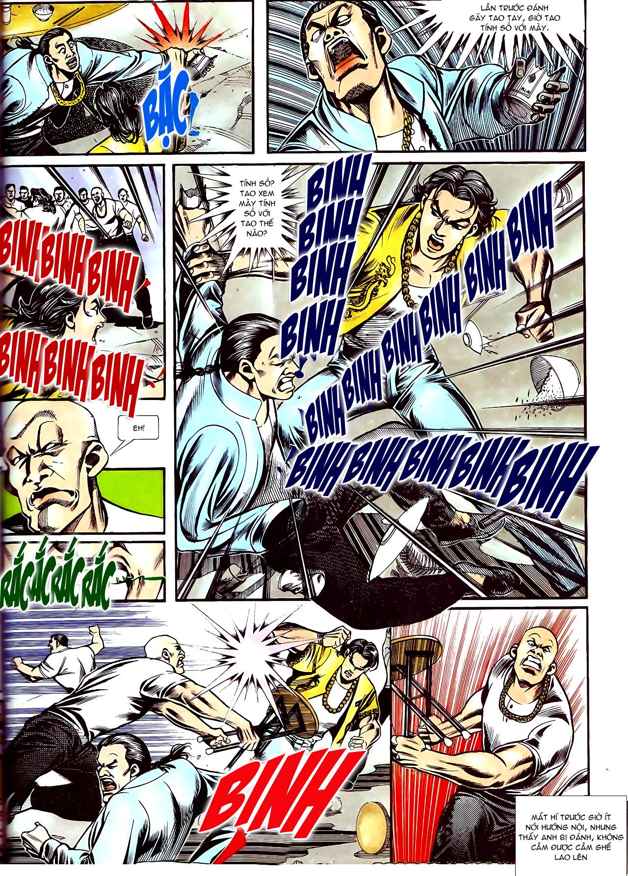 Người Trong Giang Hồ chapter 160: chém đại phi trang 10
