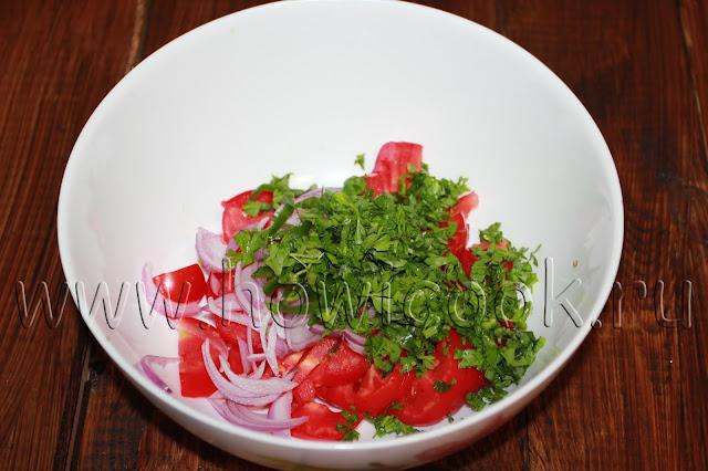 рецепт салата аччик-чучук с пошаговыми фото