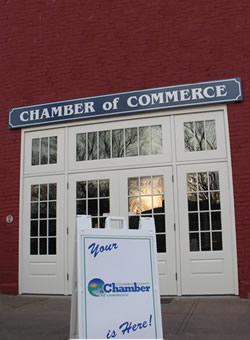 Join your local chamber of commerce