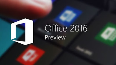 The new Microsoft Office 2016 ~ tensbit