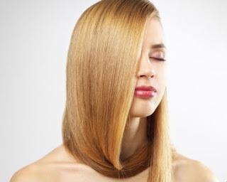 Tips Agar Rambut tetap Berkilau