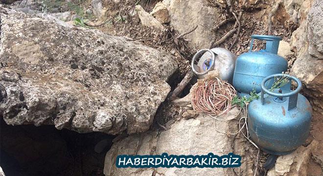 Diyarbakır Lice Bayırlı Köyü Seyrek Mezrasında 4 PKK'li öldürüldü