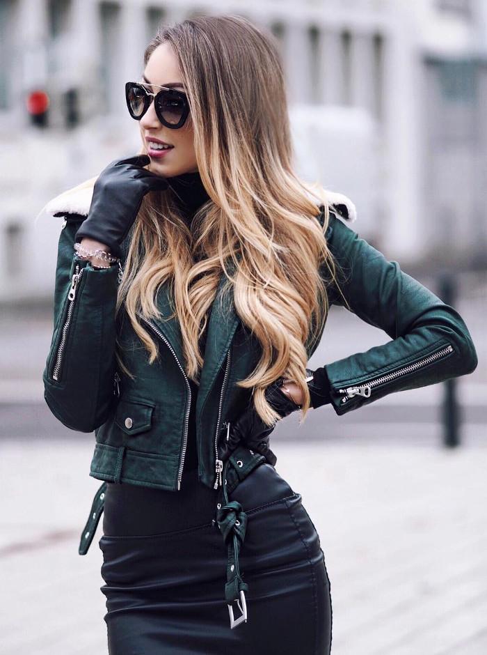 dark shades style