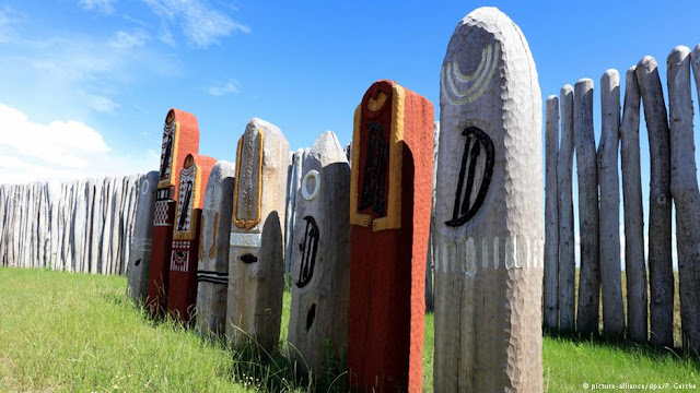 German 'Stonehenge' opens to the public