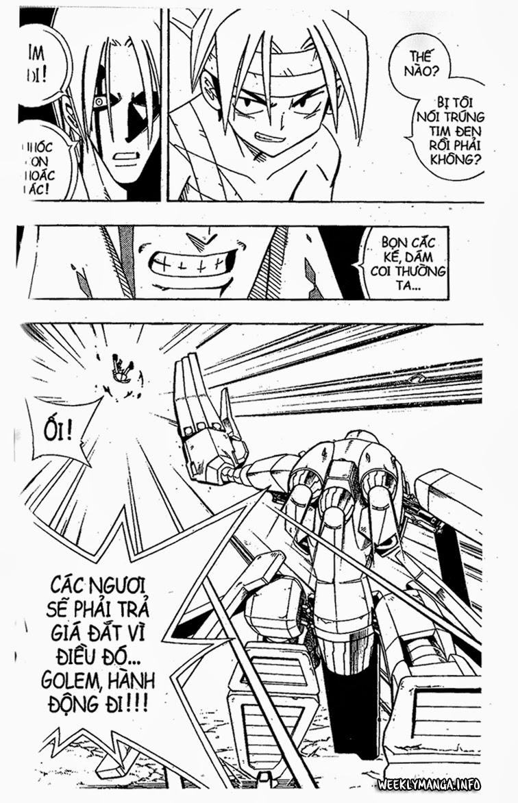 Shaman King [Vua pháp thuật] chap 200 trang 3