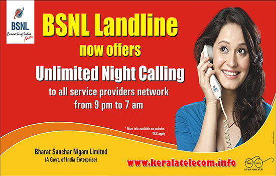Exclusive: BSNL sees 35 percent rise in Landline connections booking - Impact of Unlimited Free Night Calling Offer