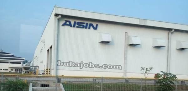 Lowongan Kerja PT Aisin Indonesia Automotive Oktober 2018