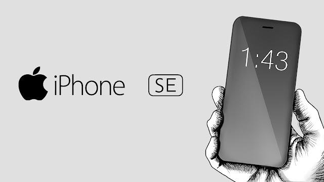O SE iPhone