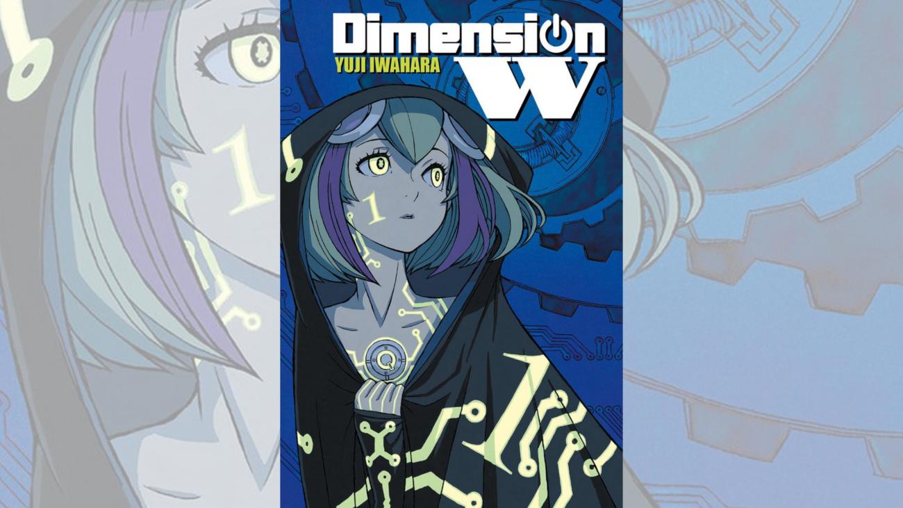 Manga Highlights 2016 Dimension W