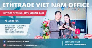 Alamat Kantor Cabang Ethtrade Vietnam