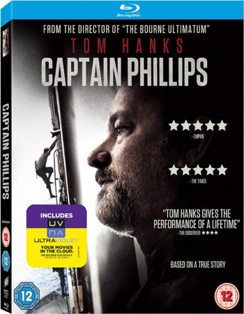 Captain Phillips (2013) Dual Audio Hindi 720p BluRay 1.2GB ESubs Movie Download