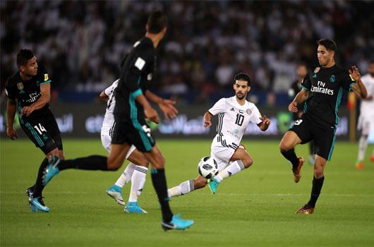 Al Jazira 1-2 Real Madrid: VAR và Bale cứu nguy 1