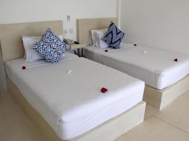kamar Hotel Seri Resort Gili Meno Lombok