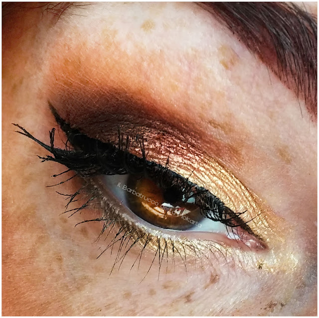 miss trucco eyeshadow palette ombretti terra e acqua mix perfetto bronzo eyes