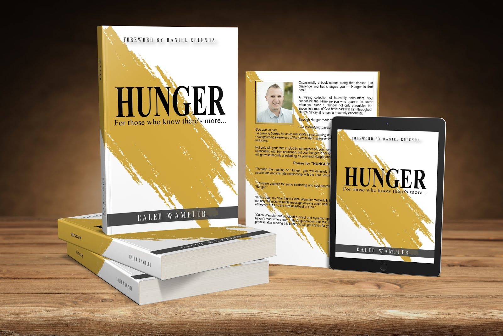 Hunger: For those who know there's more... BUY NOW ON AMAZON