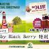 Somersby Black Berry 特别大减价!4瓶装只需RM34.99!