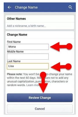 How I Change My Name on Facebook | Simple Guide For Changing Names On Facebook