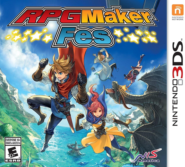 RPG Maker Fes | Download 3DS CIAs