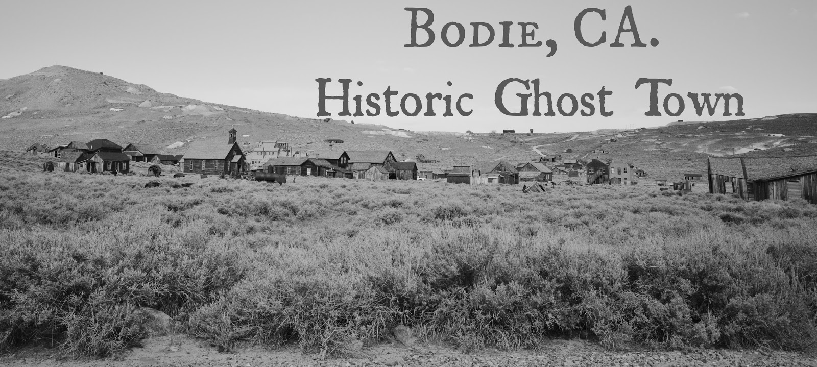 Explore the past of the Wild West Ghost Town of Bodie, CA. #ghosttown #travel #70dayroadtrip