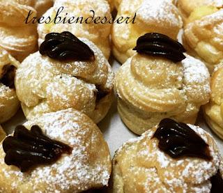 Klang Valley Delicious Chocolate Cream Puffs